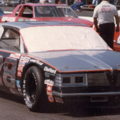 Bobby Allison 28Lemans Martinsville 1981