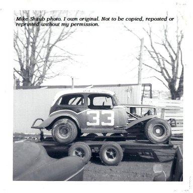 #33 Bill Wimble