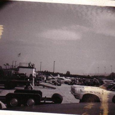 Buck Baker 1967 Cutlass Olds
