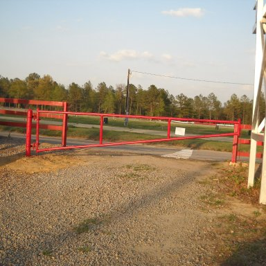 Gate 2 at Track