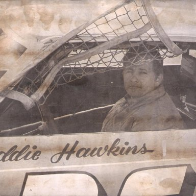 Eddie Hawkins old school