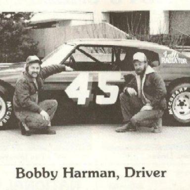 Bobby Harman's V8 Street Car raced @ FCS