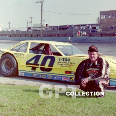 Johnny Tripp #40