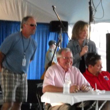 John Banks, Mayor Partin and Mayor Horton