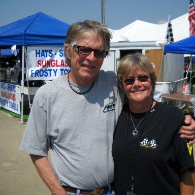 Bud Moore and Devin