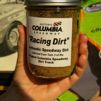 Columbia Speedway Dirt