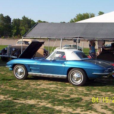 Corvette at the Auction