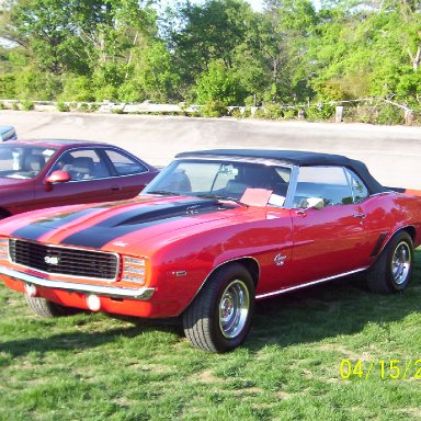 Camero in Auction
