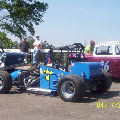 Columbia Speedway Apr 2010