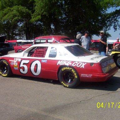 Marion Cox Car