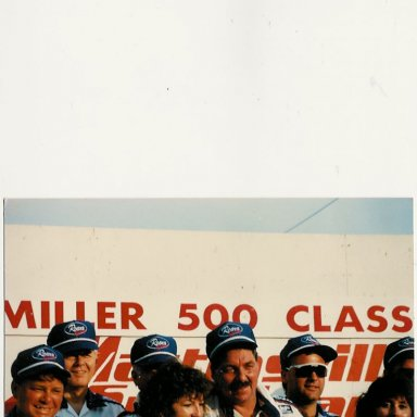 Tommy Houston Victory Mville Mar 90