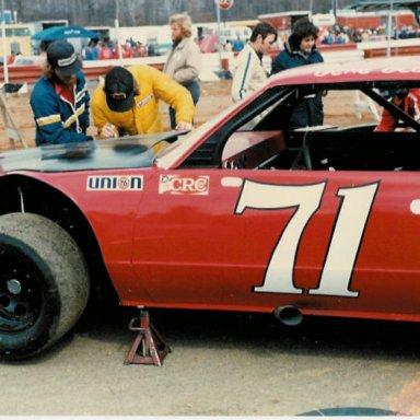 Gene Glover Car Richmond 82