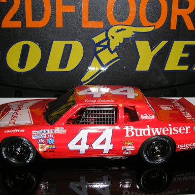 #44 Terry Labonte built by Scotty Williamson