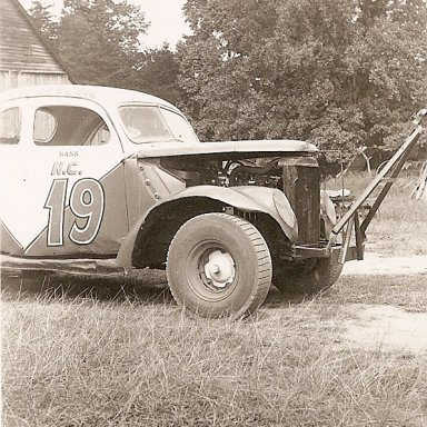 No 19 Race Car