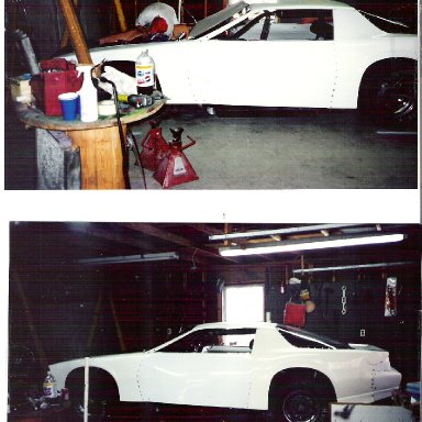 Various cars I have turned wrenches on