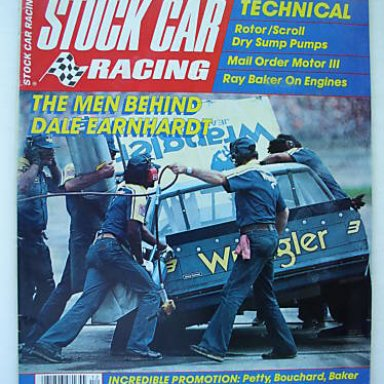 Stock Car Racing Mag