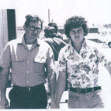 Jabe & Ronnie Thomas ( father & son )