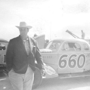 Daytona 1958 Rusty Kelley