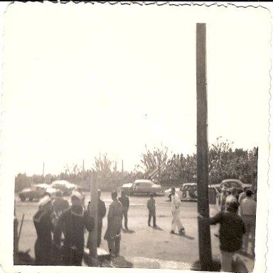 Jacksonville, Fl Speedway in 1952