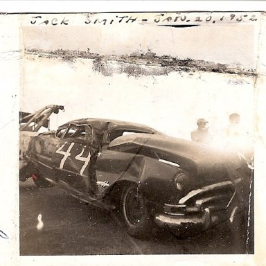 Jack Smith at Palm Beach Speedway