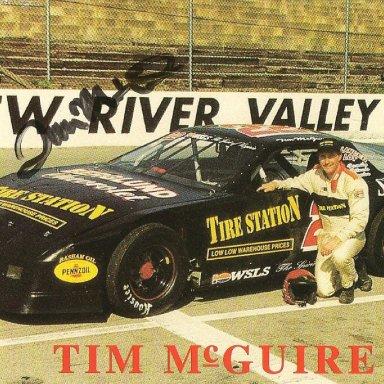 Tim McGuire @ NRVS 1995