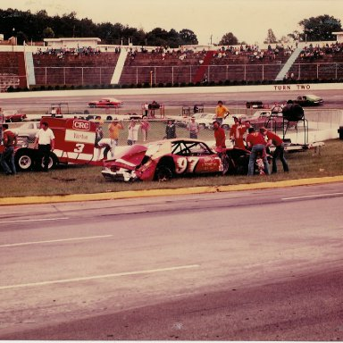 Harry Lee Hill Fall '80 Martinsville