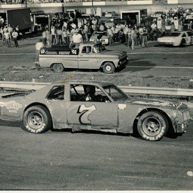 Morgan Shepherd Caraway '78