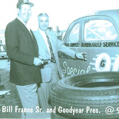 Bill Frances with 90