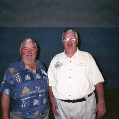 Sam McQuagg and Jerry Ivey