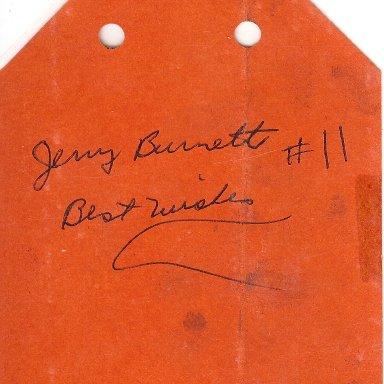 Jerry Burnett