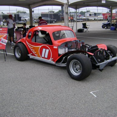 Darlington S.C.  2009