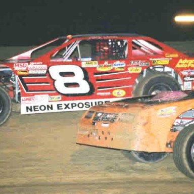 Marion Center Speedway 8 21 04