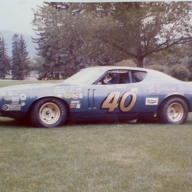 charger stock car