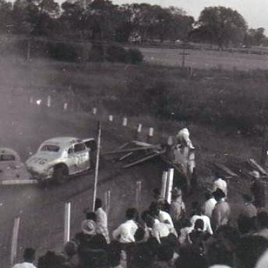 Unknown Dirt Track - Early days