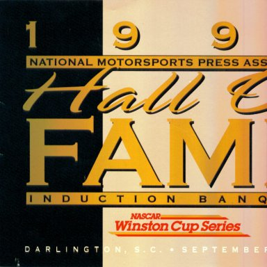 SAM ARD 1999 HALL OF FAME