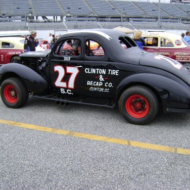 Archie Downs 1939 Ford