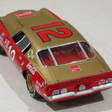 Bobby Allison 12 Camaro LM Mosport Export A Series Winner Model