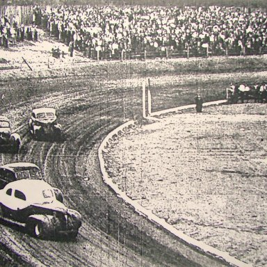 Peace Haven Speedway - A Flock Of Flocks 1949