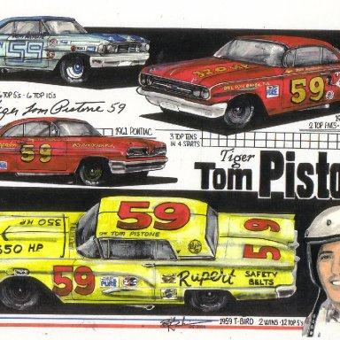 Tom Pistone artwork