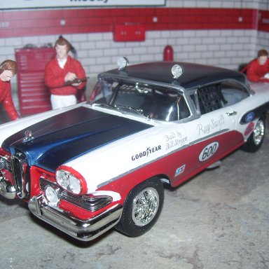Bill Stroppe/Ray Swift Baja Edsel