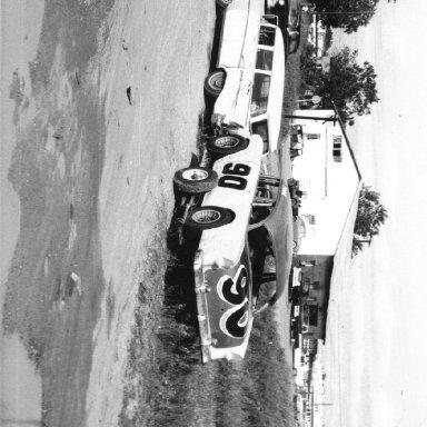 Lavrene Kendrick 90 and station wagon