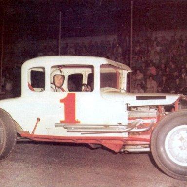 charlies first car 1962