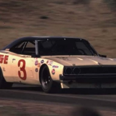 Don White Dodge Charger Racing
