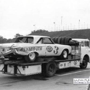 Ernie Derr's 1963 Plymouth