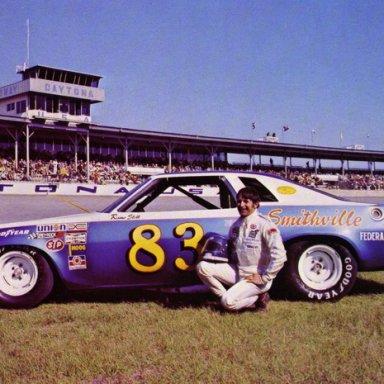 Ramo Stott at Daytona