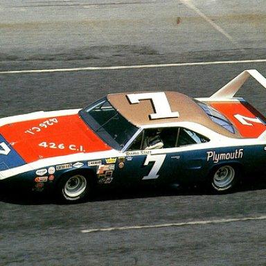 Ramo Stott's 1970 Plymouth Superbird