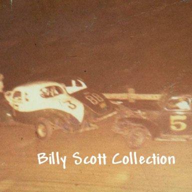 Beltline Speedway - 1956