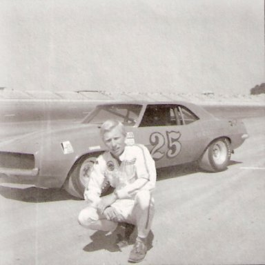 Name the driver of the 25