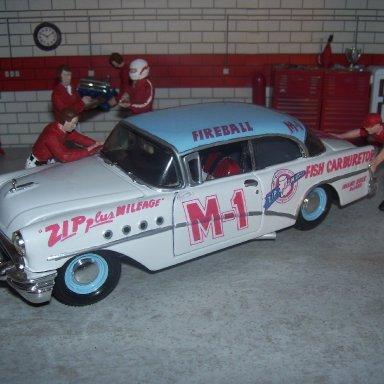 Fireball Roberts 1955 Buick