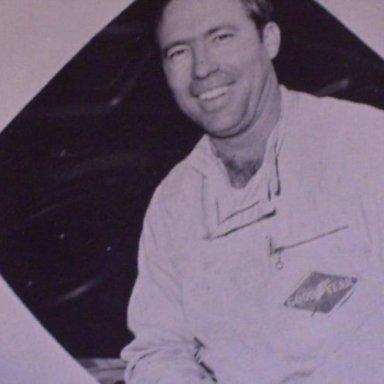 #5 Roy Elwood Mayne - (later issue) 1966 NASCAR Magazine and Auto Race Program